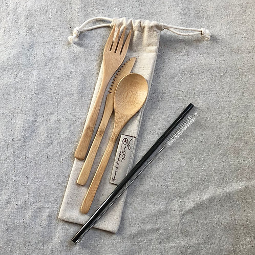 Small Utensil Pouch