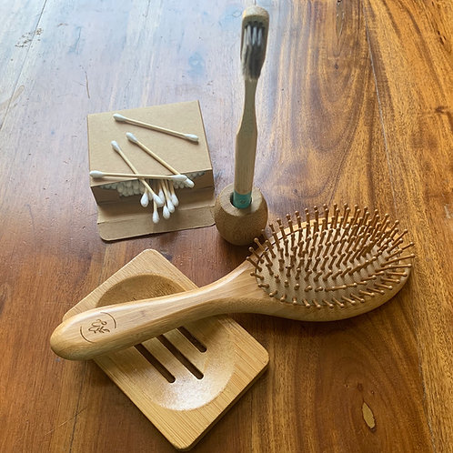 Beautiful Bamboo Bathroom Basics