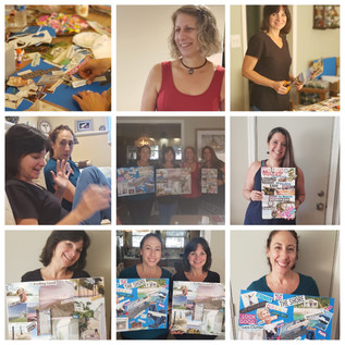 Women's Vision Board Workshop September