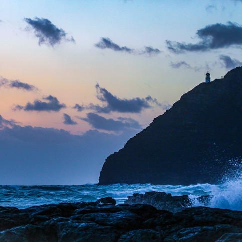 Hawaii Beach Lighthouse