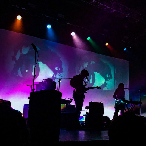 Beach House playing at Razzmatazz