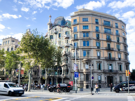 My top 10 places to see in Barcelona