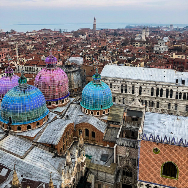 Colors in Venice