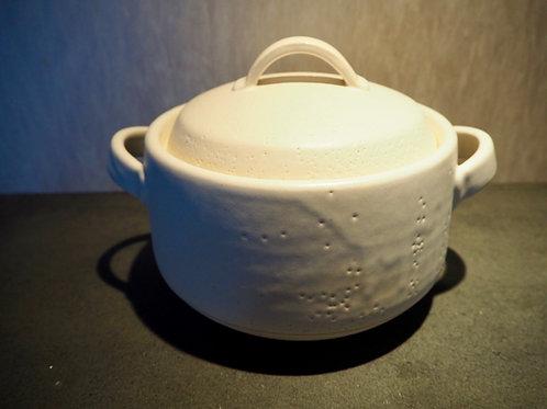 ナヴァラン  土鍋 3合炊き