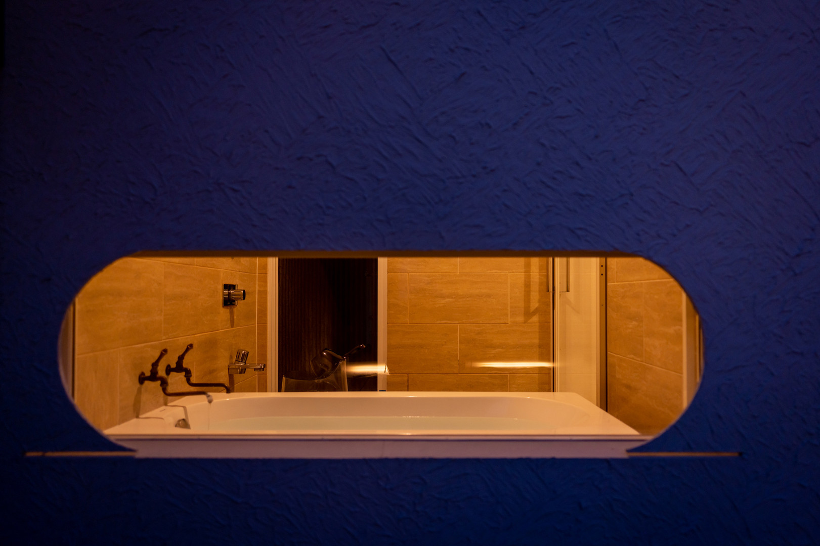 dadaroma 内風呂窓