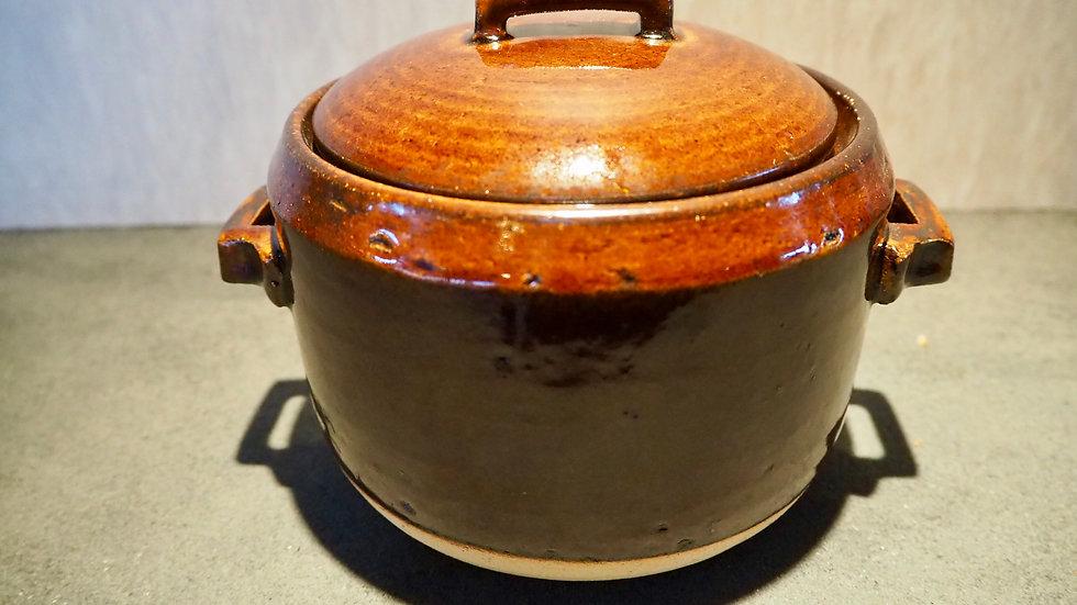 ブレゼ 土鍋2合炊き