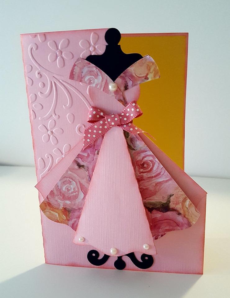 dress card