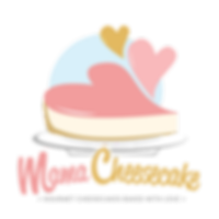 Mama Cheesecake Logo 2019_Baked with Lov