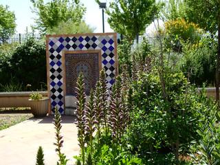 Jardín Árabe en los Jardines del Mundo