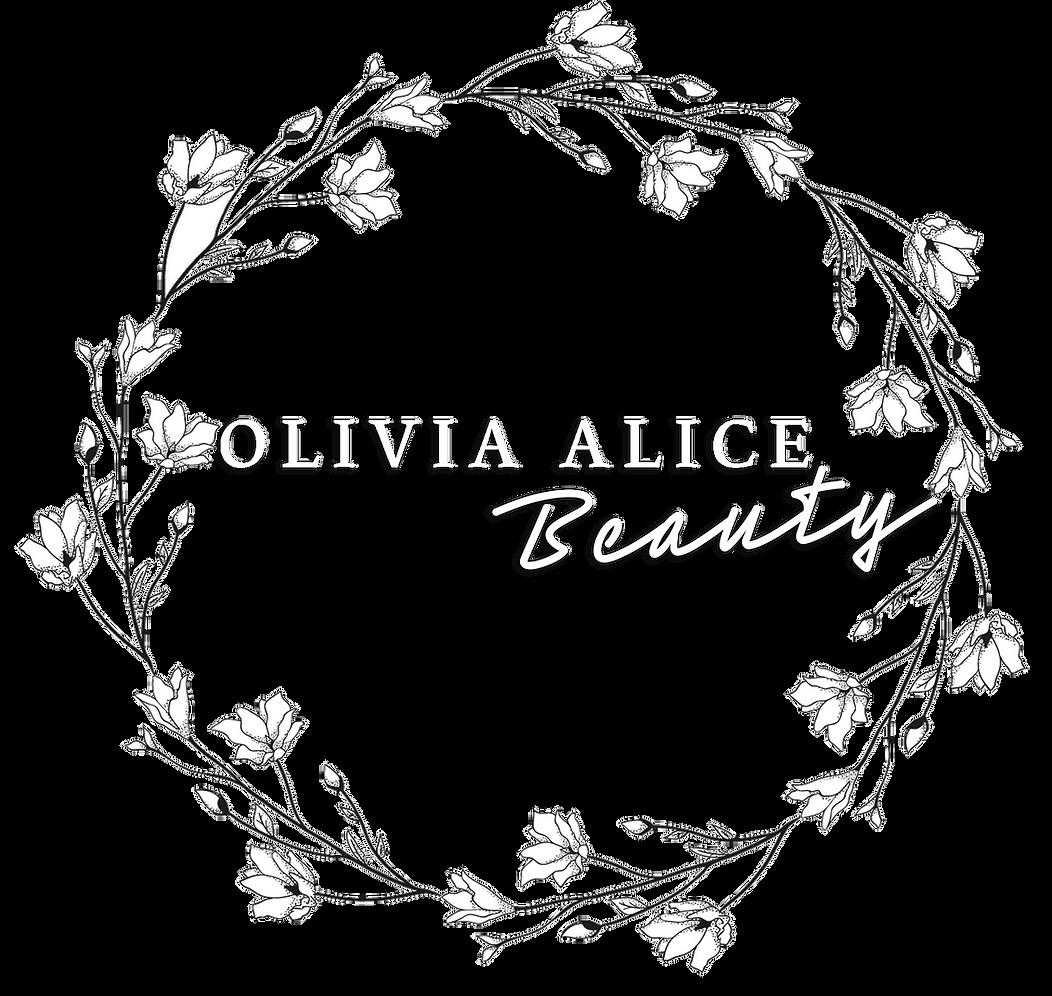 olivia alice beauty logo