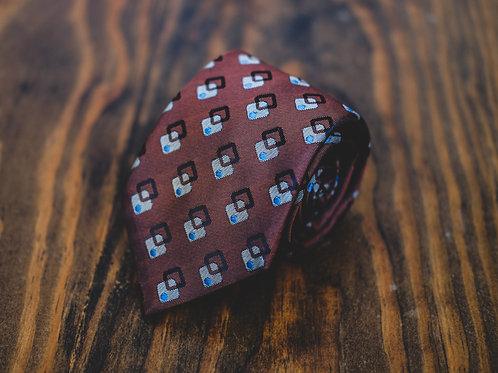 70s Merlot Tie
