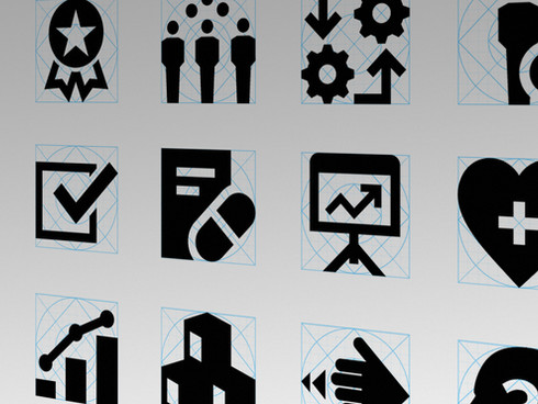 Identity, Icons & Infographics