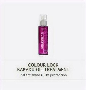 Natural Look Colour Art Kakudu Oil Treatment