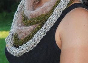 Hoops, Beads and Bundles of Scarves!