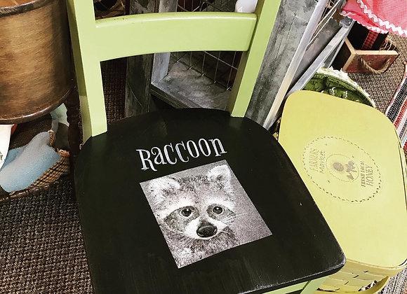 Raccoon Chair