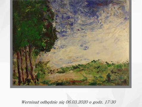 """Wystawa malarstwa Jadwigi Borczuch """"Piękno natury"""""""