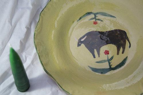 Bull Plate