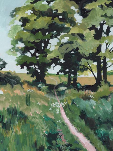 Cumbrian Green