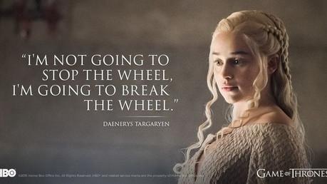 Breaking the Wheel