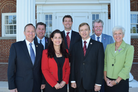Elected Republican County Officials Endorsing a Democrat in Stafford?  Not Bloody Likely