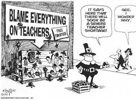 More Bad News for Virginia Teachers