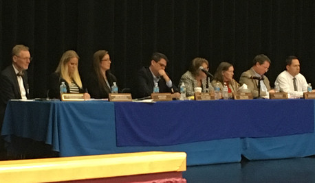 What... A... Mess...                                    3/2 CFHS Public Hearing