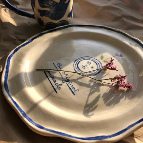 Originalk Miracle Plate