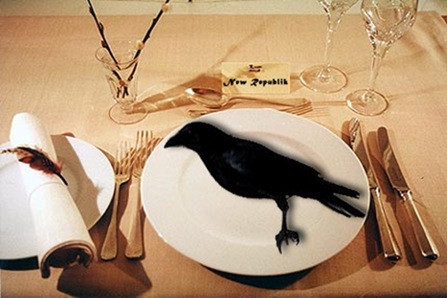 Eating Crow: negative feedback can be good