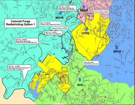 Understanding SCPS' newly released  redistricting information