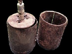 German anti-personnel mine