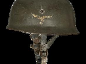 German Paratrooper helmet