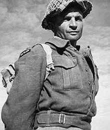 Charles Upham received two Victoria Crosses for his bravery during WW2 Crete.