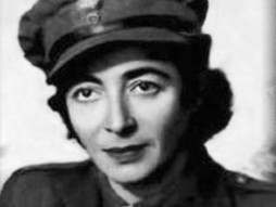 Sonia-Sofia Stefanidou...The first Greek paratrooper to fight the Germans as a secret agent.