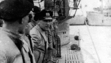 On 9 December 1941 U-557 left Messina for her last patrol.