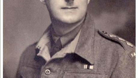 Padre Robert Simmons, 64th Medium Regiment.