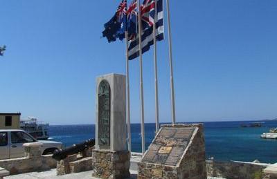 Memorial Evacuation Crete.