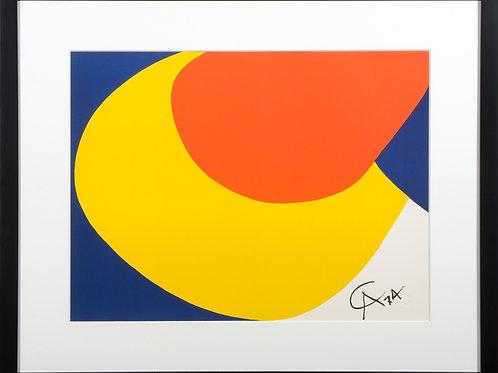 Convection - Alexander Calder