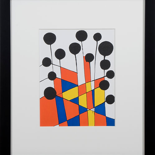 XXE Siecle Paris - Alexander Calder