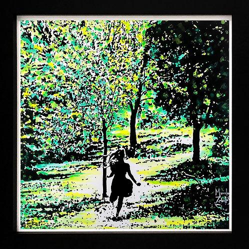Free in the garden - Marcelo Zeballos