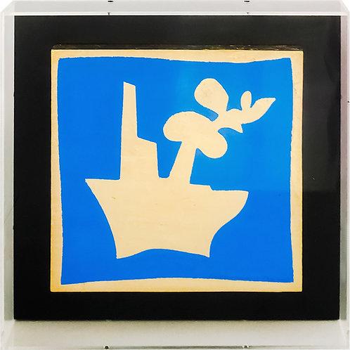 Gold Boat - Antonis Kastrinakis