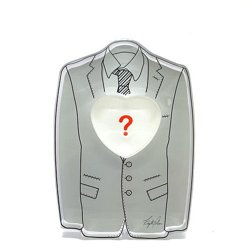 Grey Suit Question - Brigitte Polemis