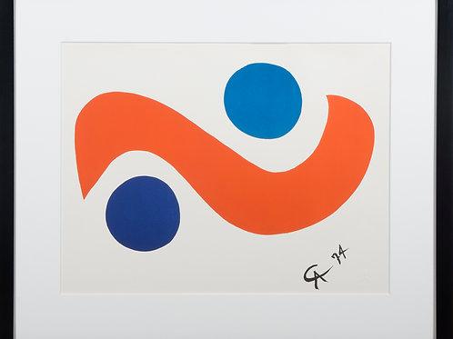 Skybird - Alexander Calder