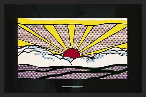 Sunrise - Roy Lichtenstein