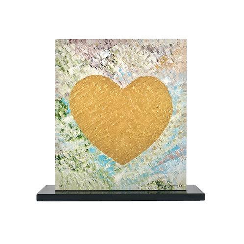 Gold heart - Eleni Sameli