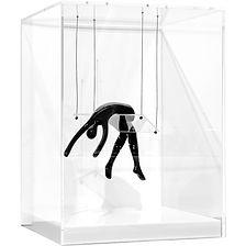 swing sculpture by artist vassiliki at mamush Gallery