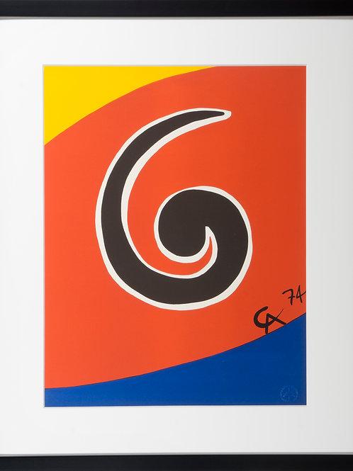 Sky Swirl - Alexander Calder