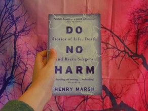 Book Review: Do no harm by Henry Marsh
