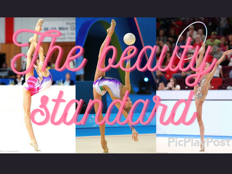 How the beauty standard in Rhythmic Gymnastics has affected us