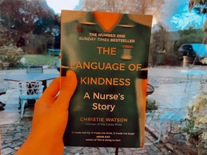 Book Review: The Language of Kindness by Christie Watson