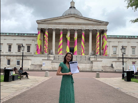 An Interview with Jaclyn Tan, a 5th-year Medical Student at UCL